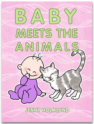 Babys-meets-the-animals